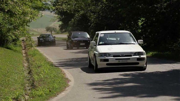 Αυτοκίνητα που αγαπήσαμε: Escort vs Integrale vs Celica (vid)