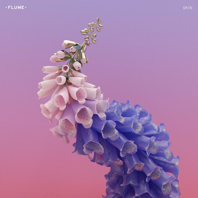 """""""Never Be Like You (feat. Kai)"""" by Flume Kai was added to my Discover Weekly playlist on Spotify"""