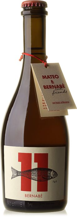 Bernabé - Mateo & Bernabé and Friends - Spanish Craft Beer                                                                                                                                                                                 More