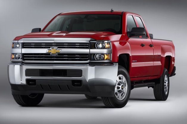 2015 Chevy Silverado HD gets CNG option