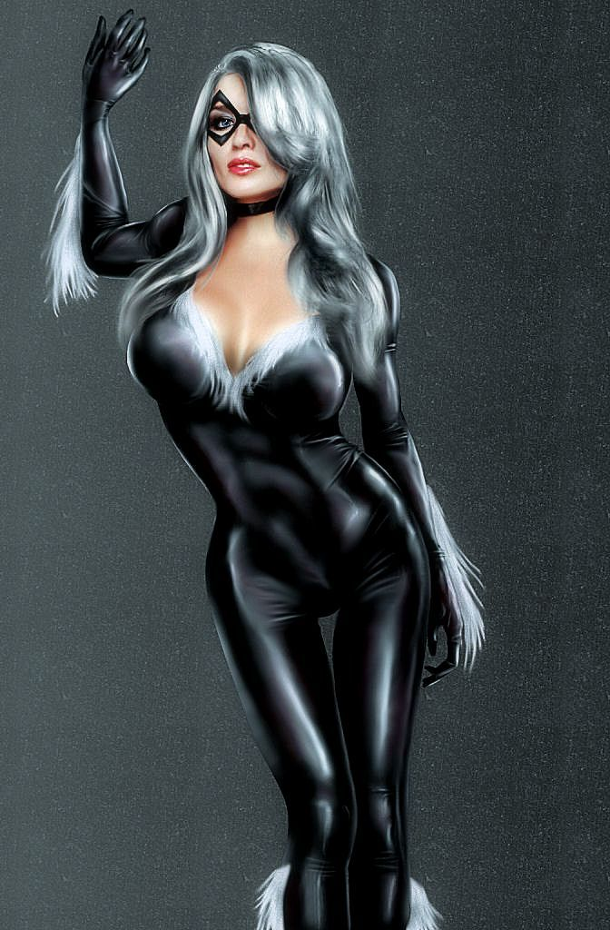 Black Cat Character - Comic Vine