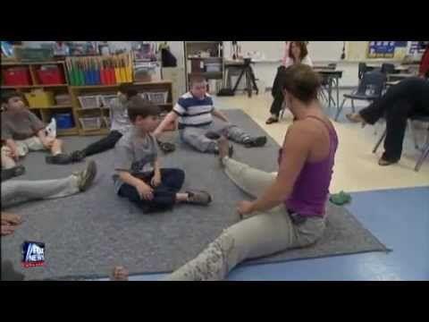 Yoga for Autism - Fox News Video - Fox News.wmv