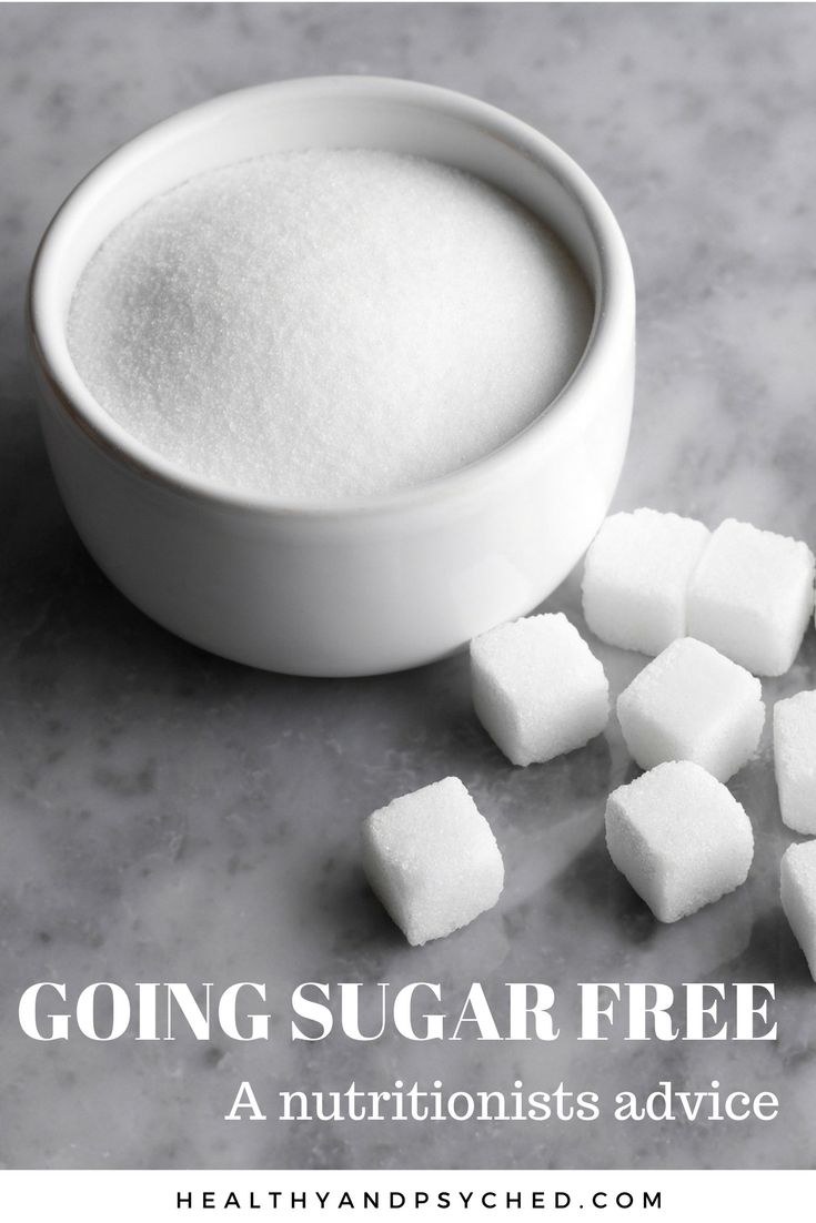 Advice on how to reduce or quit sugar from registered nutritionist Jenna Hope. How to make going sugar free easier.