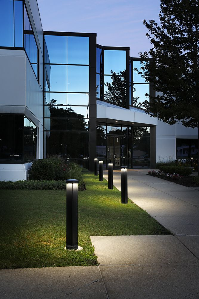 AccuLite PL2 Series LED bollards offer energy efficient uniform illumination and rugged construction in a · Juno LightingCommercial ... & 42 best Commercial Lighting images on Pinterest | Commercial ...
