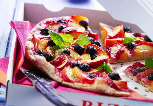 fruits with vitamin c recipe for fruit pizza