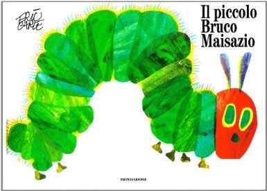 Amazon.it: Il piccolo bruco Maisazio - Eric Carle - Libri