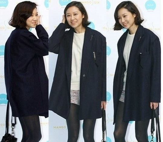 공효진, korea moviestar end fashionista