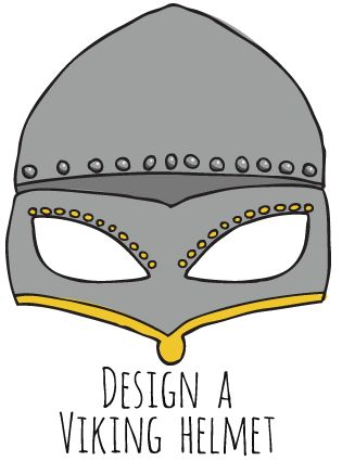 Viking colouring-in sheets (free)