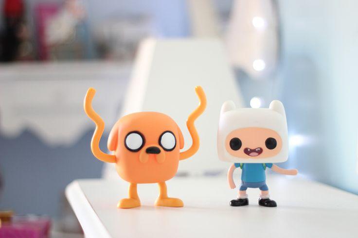 Funko Pop Hora de Aventura: Finn & Jake