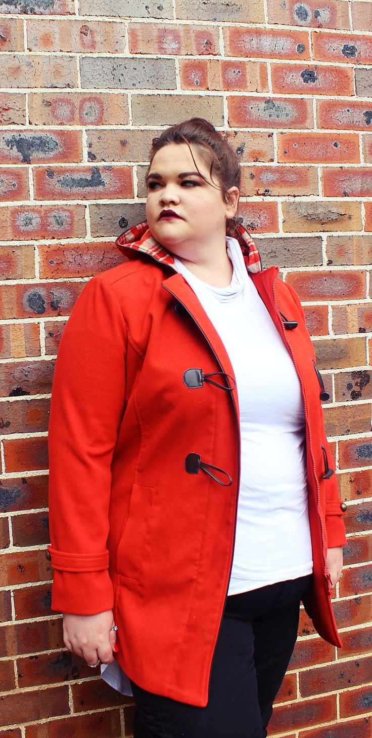 Paddington Inspired Jacket Outfit   Ailsa Jane - Australian Plus Size Fashion Blog