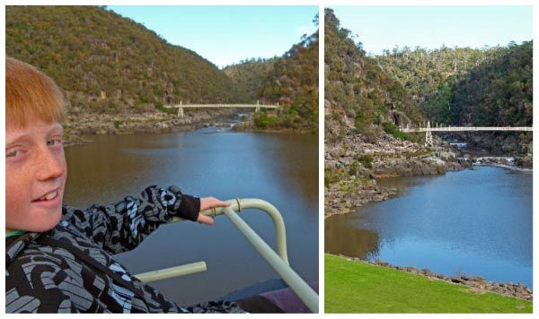 Cataract Gorge: Any Way You Can!