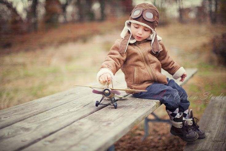 Pilot themed photography session for a boy in Stamford, CT - Stamford, CT kids photographer