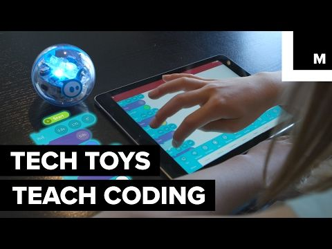 (6) Tech toys teach coding - YouTube A valuable resource when teaching coding to students. Shows a variety of examples of 'toys' which are valuable in developing and reinforcing the concept of coding within the Australian Curriculum.