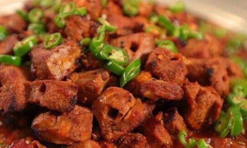 Altı Ezmeli Tike Kebabı Tarifi