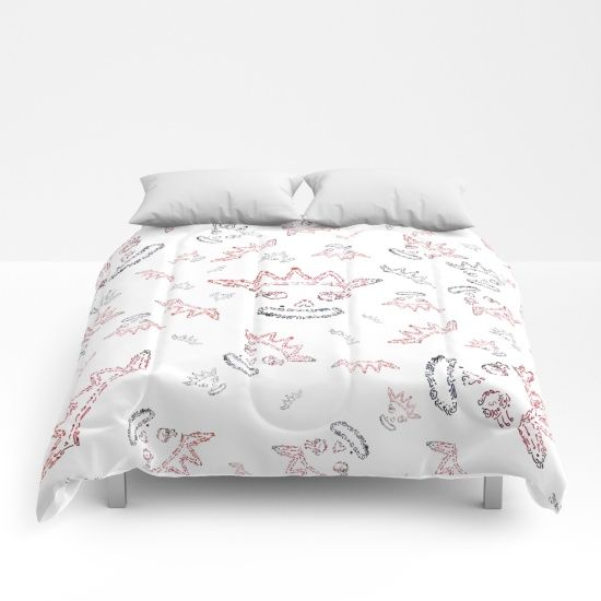 """""""Happy Skull Queen"""" #comforters #giftideas #christmasgift   Our comforters are cozy, lightweight pieces of sleep heaven. Designs are printed onto 100% microfiber polyester fabric for brilliant images and a soft, premium touch. Lined with fluffy polyfill and available in king, queen and full sizes. Machine washable with cold water gentle cycle and mild detergent."""