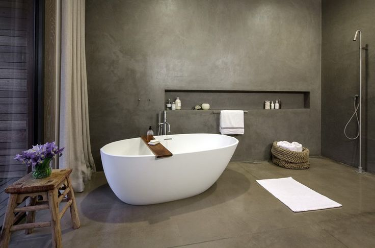 new york wall finishes with contemporary bathtub faucets bathroom and niche boffi