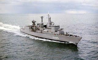 EΛΛΗΝΙΚΗ ΔΡΑΣΗ: Η Τουρκία παρενόχλησε γερμανικό ερευνητικό σκάφος ...