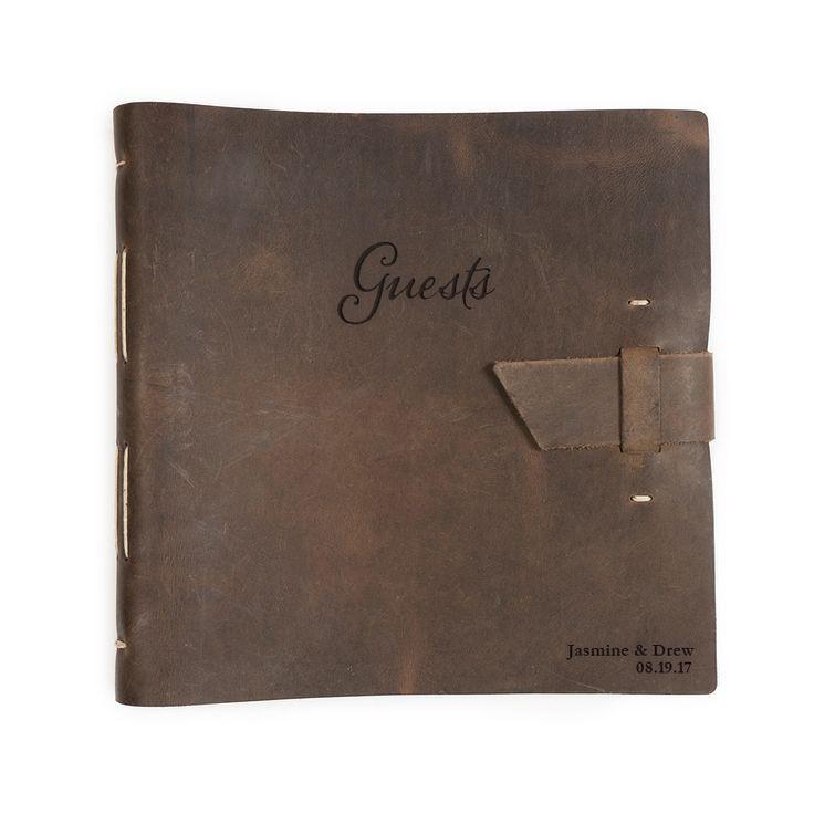 Nostalgic Imprints Inc. - Wedding guest sign in book, wedding guestbook