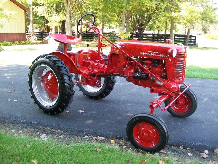 Restored Ih Tractors : Restored farmall cub tractors pinterest
