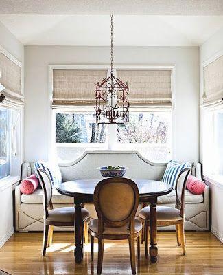 small dining room, big design