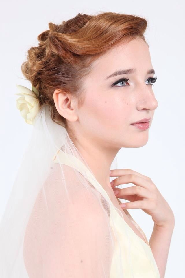 Clasic bridal look #Mymakeupbyelsa natural looking make up