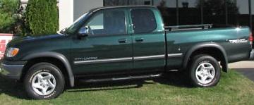 2002 Toyota Tundra, TRD