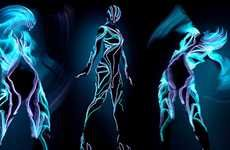 TRON Electrifying Light Suits