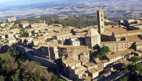 Volterra, città etrusca