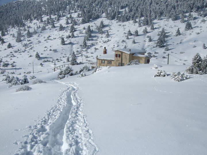 Menalon ski resort