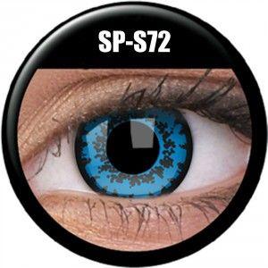 Lentilles fantaisie pour cosplay ou déguisement SP-S72 (la paire)