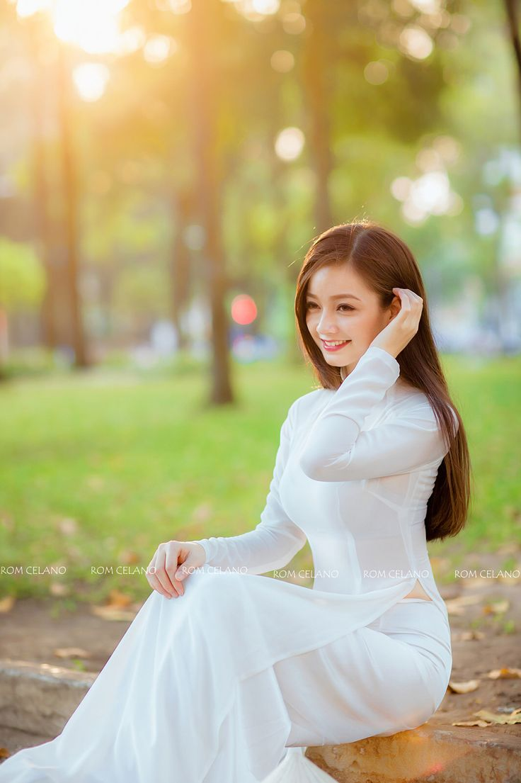870 best Ao dai viet nam images on Pinterest | Ao dai ...