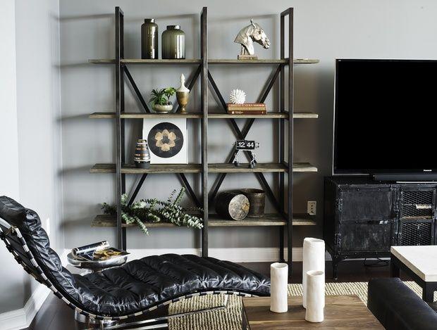 Endüstriyel dekorasyon trendi - 16 - Foto Galeri - Pudra.com