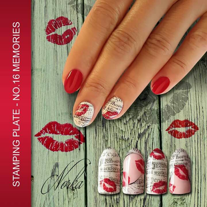 Best Nail Polish For Stamping Nail Art | Hession Hairdressing