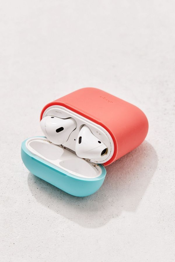 timeless design e5aba 3219a elago AirPods Silicone Duo Case in 2019 | airpods | Iphone ...