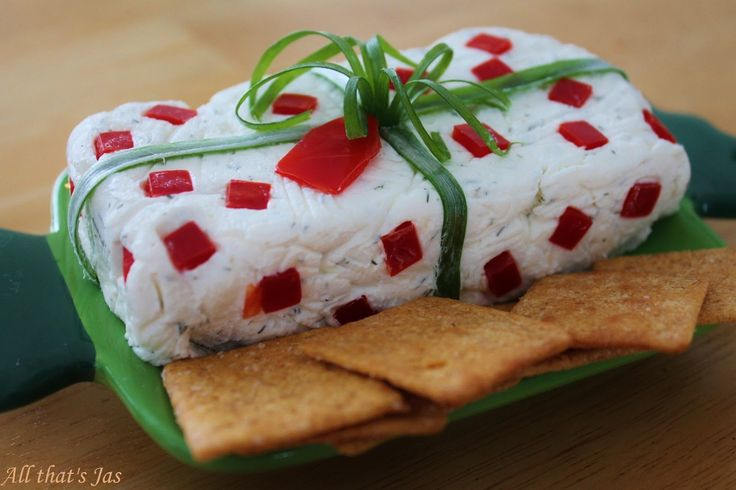 Cream Cheese Gift Spread « All that's Jas
