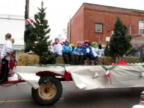 Orono Xmas Parade -- Nov. 22, 2014
