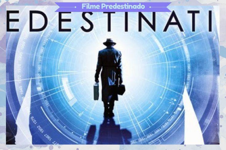 """""""Predestinado"""" é um filme de ficção científica sobre viagem no tempo empolgante do começo ao fim! Um dos melhores filmes do estilo! http://petitandy.com"""