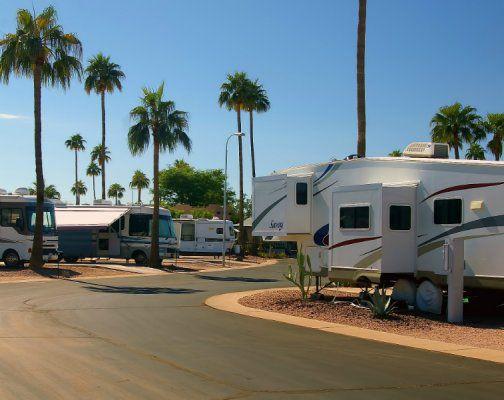 Palm Gardens At Mesa Arizona United States