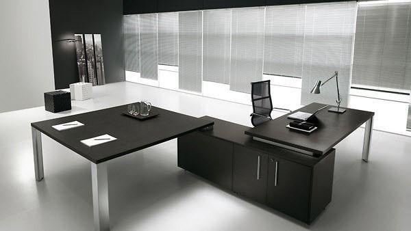 bureau contemporain à usage professionnel GO : 01 Colombini