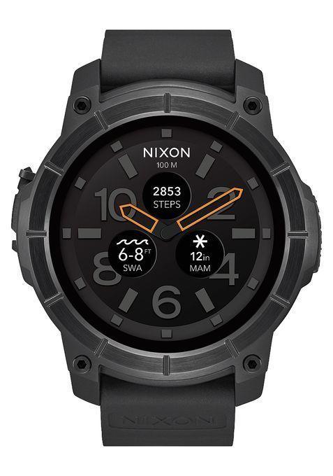 Nixon Orologio Mission smartwatch