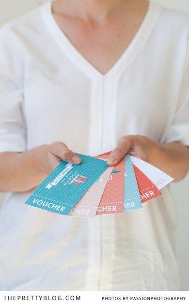 Create A Voucher Enchanting 7 Best Voucher Images On Pinterest  Gift Cards Gift Voucher Design .