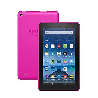 Fire Tablet with Alexa, 7' Display, 16 GB, Ma... by Amazon http://amzn.to/2q2Cbta