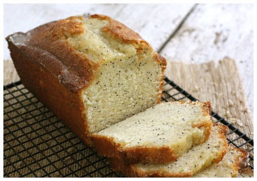 recipes glaze recipe poppies glaze loaf pan seeds poppy seed bread ...
