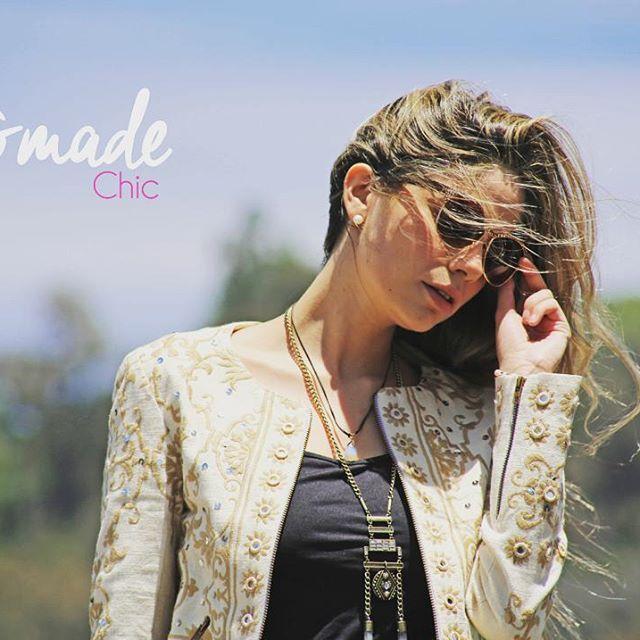 Chaqueta bordada full bella!!! #inspiration #boho #tendences #fashion #trends #embroidery