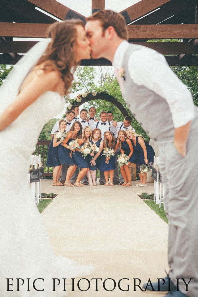Jessica & John - EpicPhotography Taken at Skiatook Springs. Wedding picture ideas... (: thespringsevents.com #WeddingDay #WeddingPhotos #BrideandGroom