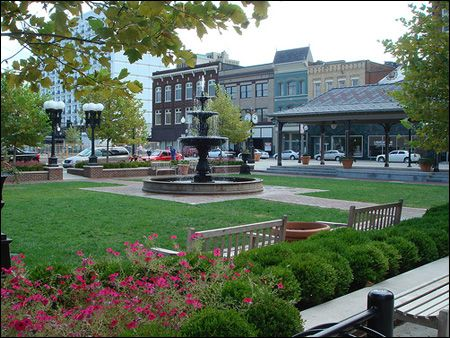 Pullman Square Huntington, West Virginia ♥ my hometown ♥