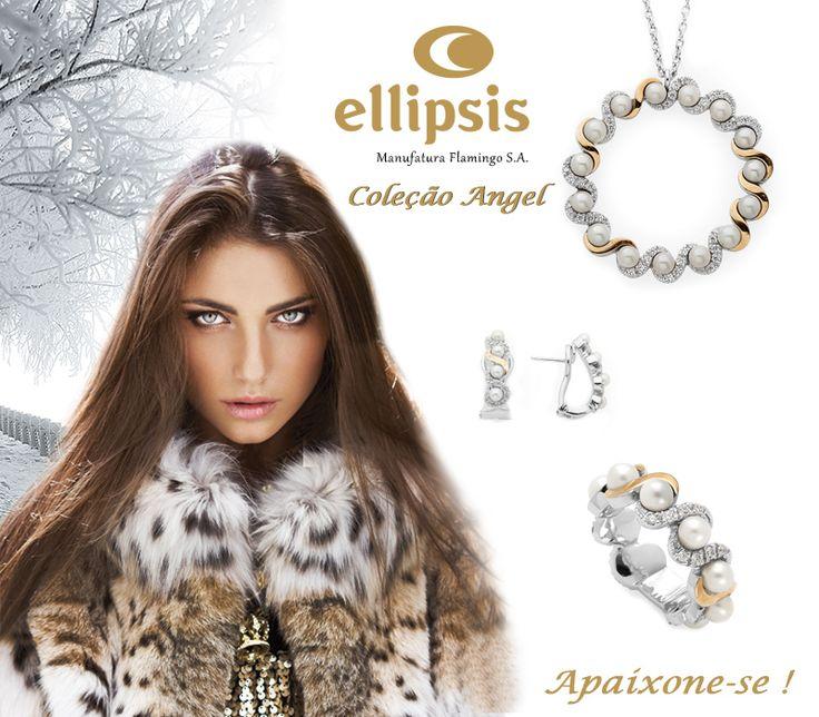 """Coleção """"Angel"""" da ELLIPSIS ♥"""