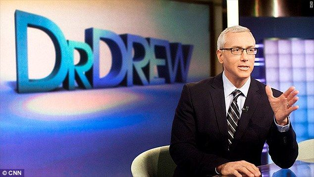 Pinsky's HLN show Dr. Drew On Call (above) will air its last episode on September 22. He was told the show was being cancelled eight days after he made the comments on a radio show