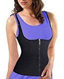Sport Waist Trainer Vest for Women Weight Loss Corset Underbust Body Slim Shaper (XL, Black) - https://www.trolleytrends.com/?p=537942