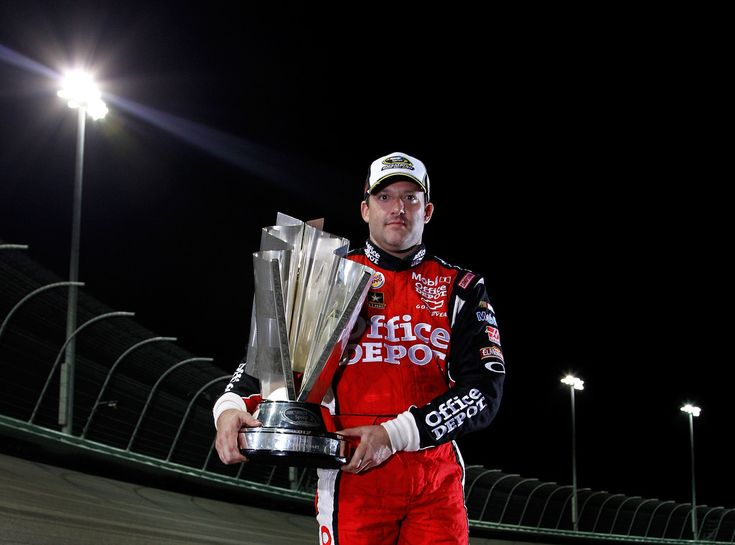 Tony Stewart - 2011 NASCAR Champions Portraits